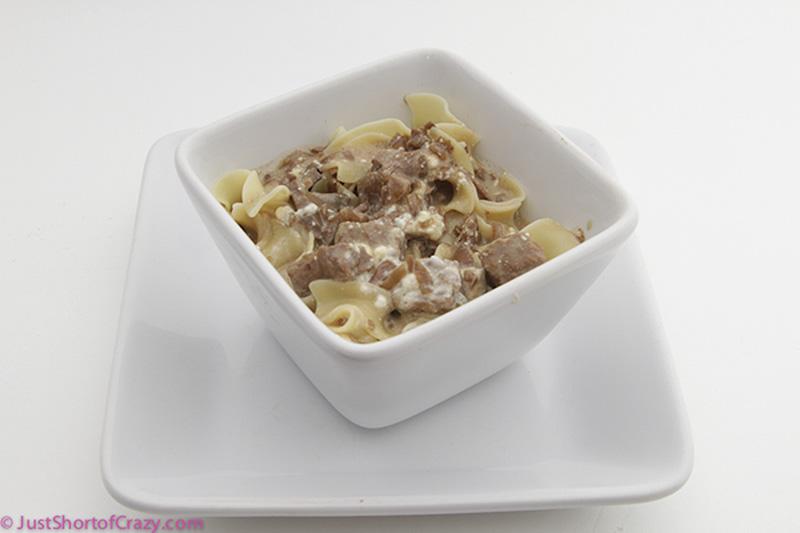 Crock Pot Beef Stroganoff1