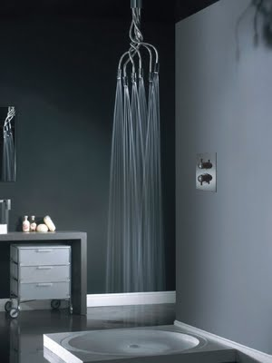 Bathroom Showers on Luxury Bathroom Showers   Just Short Of Crazy