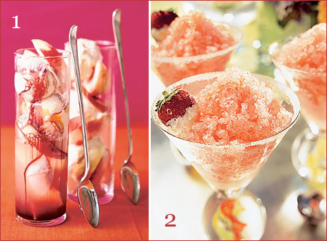 Grapefruit Champagne Float Recipes — Dishmaps