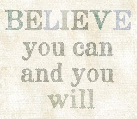 Short Believe Quotes