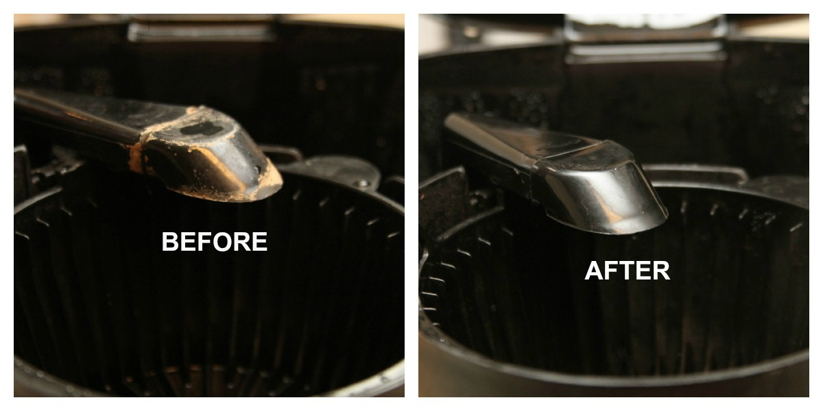 New Coffee Maker Vinegar : Vinegar Cleaning Tips - Just Short of Crazy