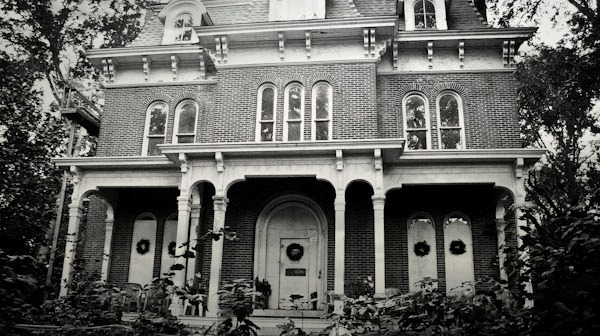 Haunted Alton McPike Mansion