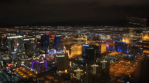 Vegas Lights, maverick air, las vegas