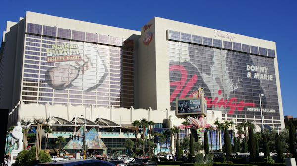 Flamingo, Vegas Strip