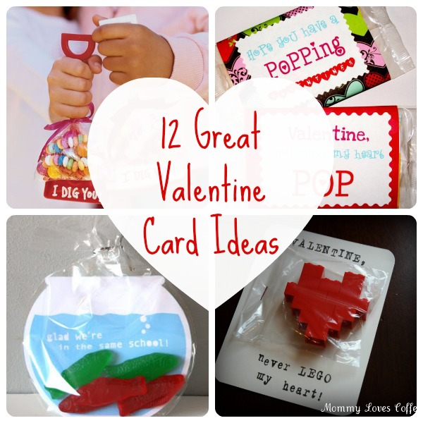 12 cute valentines day cards just short of crazy for Cute valentines day card ideas