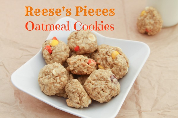 Reese's Cookie Batter Oatmeal Recipe — Dishmaps