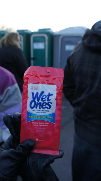 Wet Ones Handi Wipes