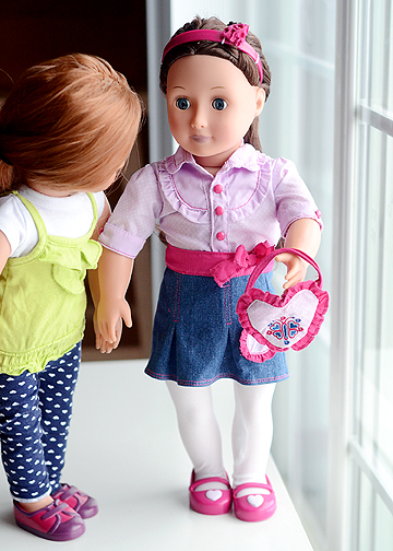 Our Generation Sandi Doll