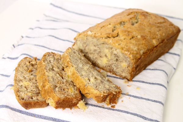 BANANA PINEAPPLE BREAD-9