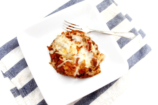 Eggplant Parmesan #freshtake