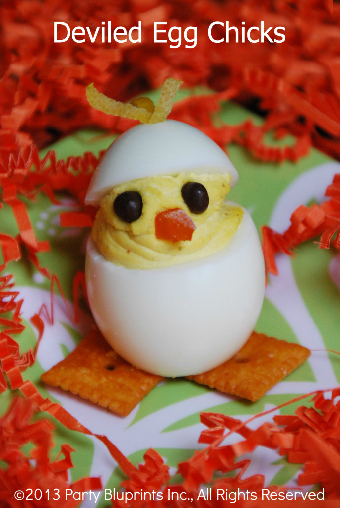 deviled egg chicks
