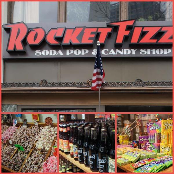 Rocket Fizz Indy