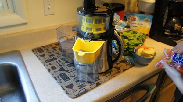 Bella NutriPro Cold Press Juicer Review