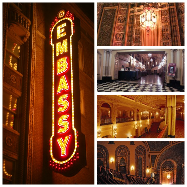 Embassy Theater Fort Wayne
