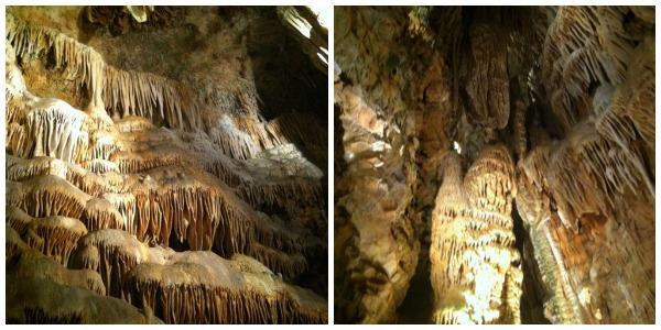 Bridal Caves