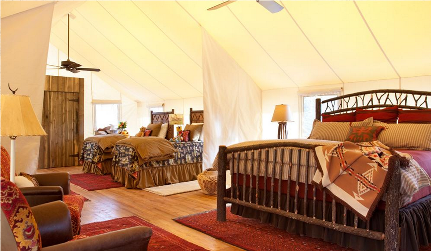 10 Luxury Glamping Resorts For The Perfect Getaway - Just
