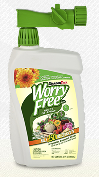worry Free ready to use