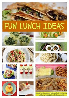 Fun Lunch Ideas