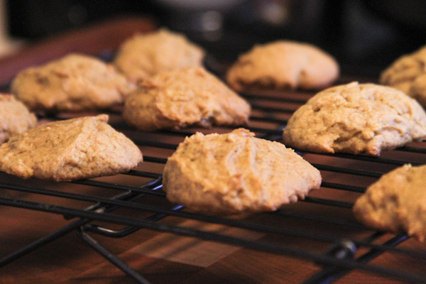 Pumpkin Cookies-3