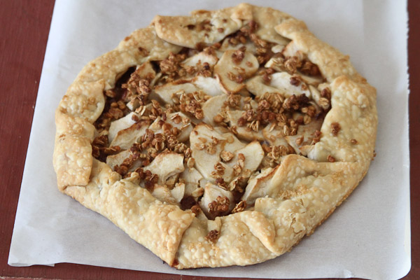 Rustic Apple Pie-1