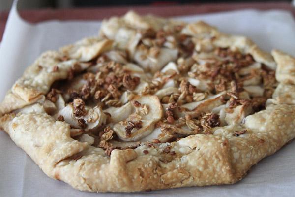 Rustic Apple Pie-4