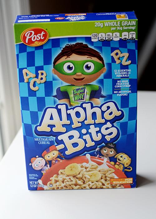 alphabits snack mix recipe