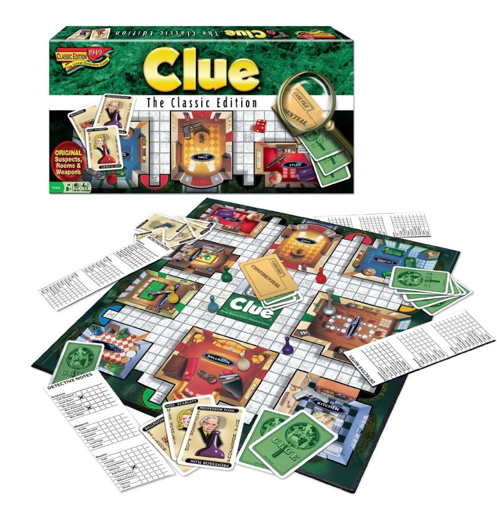 clue classic edition