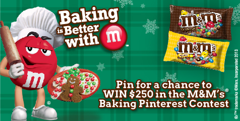 MMS Baking Sweepstakes