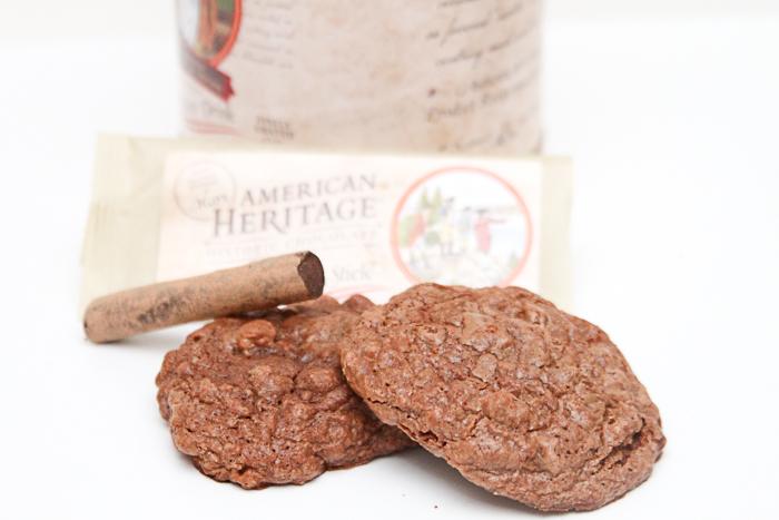 American Heritage Chocolate Pecan Cookies